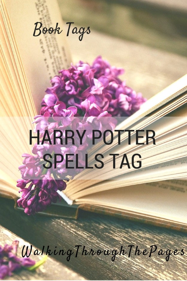 Harry Potter Spells Tag
