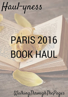 Paris Book Haul