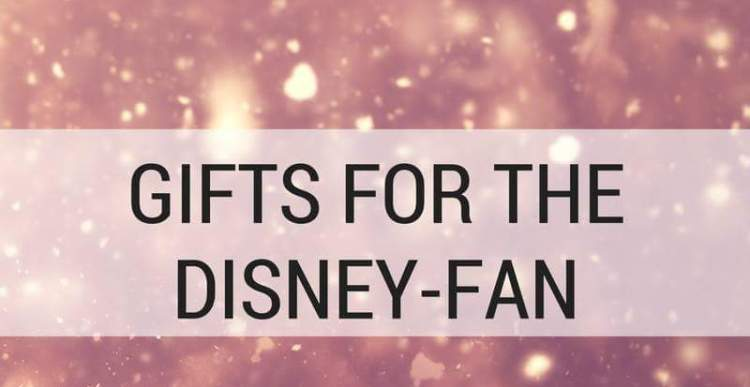 Gifts for Disney-fans