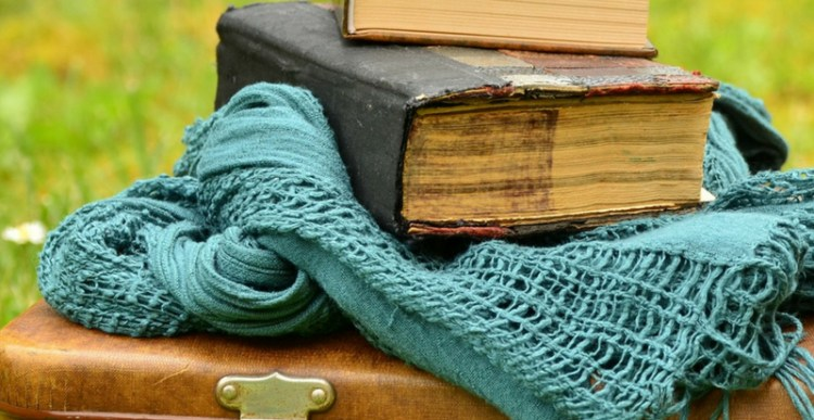 The 3 types of books you need to bring on a holiday