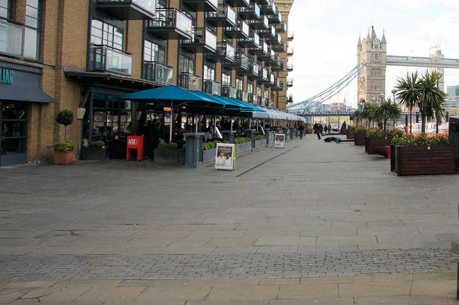 butlers wharf