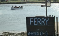 Southwold Harbour Ferry April 2011