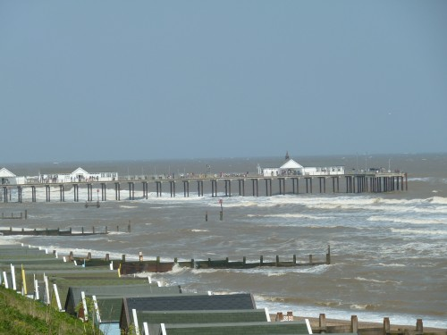 Southwold Pier April 2011