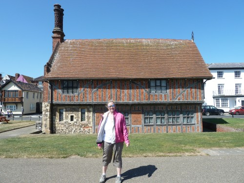 Timber Framed Moot Hall May 2011