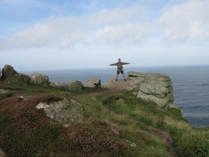 Walks And Walking - Cornwall Walks - Land's End Walking Route