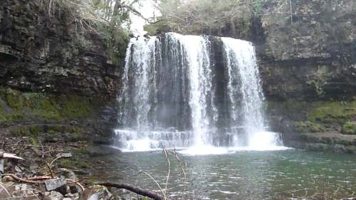 Welsh Waterfalls in South Wales