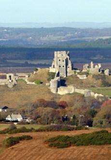 Walks And Walking - Dorest Walks - Corfe Castle