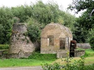 Walks And Walking - Essex Walks - Royal Gunpowder Mills Ruins