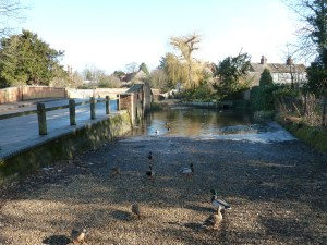 Walks And Walking - Hertfordshire Walks - St Albans Walking Route - St Michaels Street Ancient Ford