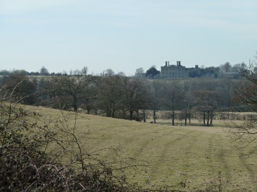 Walks And Walking - Epping Forest Queen Boudicca Obelisk Walking Route - Looking Back To Copped Hall