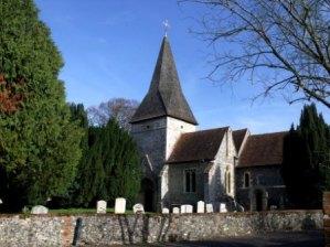 Walks And Walking – Kent Walks Elham Valley Way Walking Route - EVW Patrixbourne