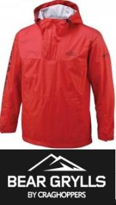 Walks And Walking - Top 5 Walking Jackets - Bear Grylls by Craghoppers Packaway Jacket