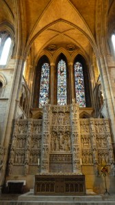 Walks And Walking - Truro Cathedral