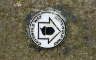 Walks And Walking - Cotswolds Walks Cheltenham Cotswold Way Walking Route - Cotswold Way Badge