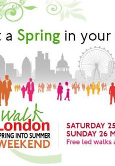Walks And Walking - Spring Into Summer Walking Weekend