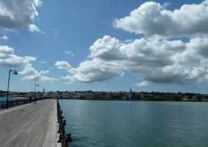 Walks And Walking - Ryde Pier Isle of Wight