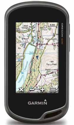 Walks And Walking - Garmin Oregon 600 Best Deals