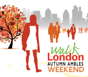 Walks And Walking - Walk London Autumn Ambles Weekend