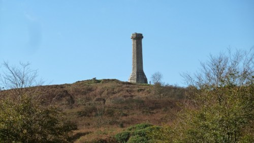 Walks And Walking - Lower Farm Cottages Langton Herring Weymouth - Dorchester Hardys Monument