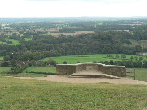 Walks And Walking - Winter Walks in London and the South East - Box Hill