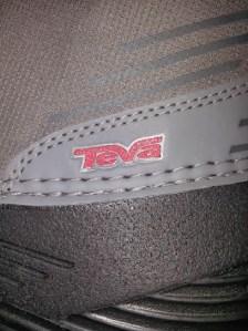 Walks And Walking - Teva Chair 5 Trail Walking Boots - Sealed Seams