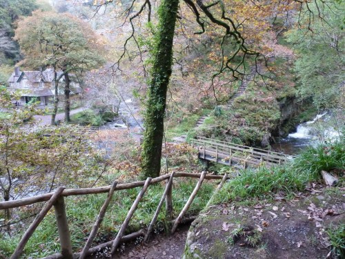 Walks And Walking - Winter Walks In The South West - Watersmeet North Devon