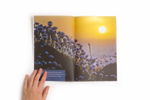 Walks And Walking - The Scilly Guide To A Simple Holiday - Pages