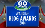 2014 GO Outdoors independent walking blog awards