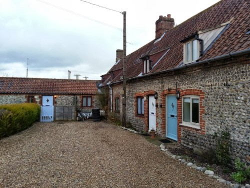 Walks And Walking - Sheringham Park National Trust Walking Route - Rookery Farm The Bolt Hole