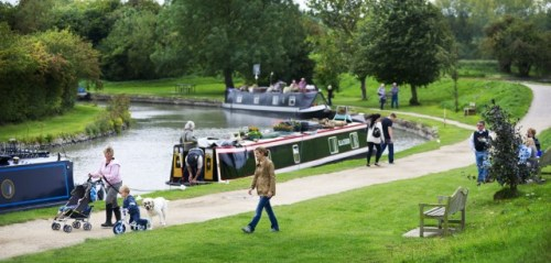Shaping the future of Canal and River Towpaths