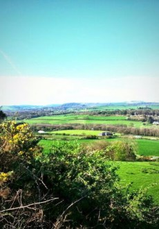 Walks And Walking - Isle of Wight Walks Bembridge Trail St Georges Down