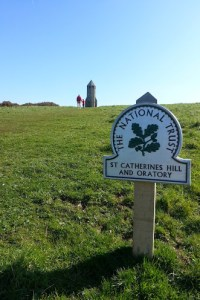 Walks And Walking - St. Catherine's Oratory Isle of Wight - National Trust