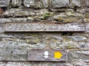 Walks And Walking - Hay Bluff Walking Route - Offas Dyke Path