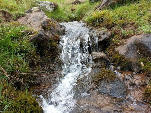 Walks And Walking - Hay Bluff Walking Route - Waterfall
