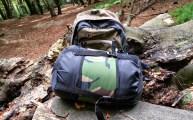 Walks And Walking - Pro Force Phantom Camo 250 Sleeping Bag - Easy Carry