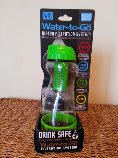 Water-to-Go Water Filtration System