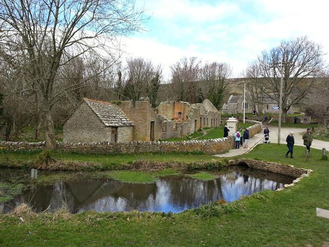Tyneham Village