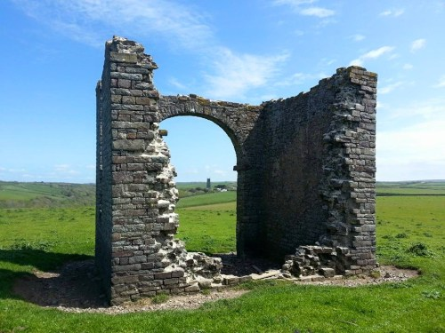 Walks And Walking - Hartland Walk in Devon - Hartland Tower