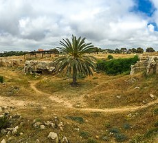 Choose Paphos for your walking holiday