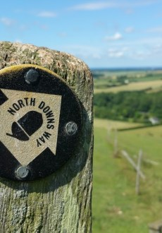 Walks And Walking - Monks Horton Walk In Kent - North Downs Way