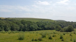 Walks And Walking - Newington Walk In Kent - Etchinghill