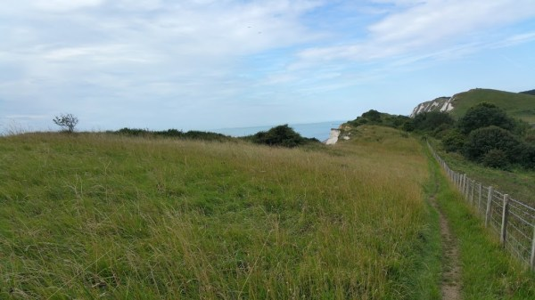 Walks And Walking - Dover Priory To Folkestone West Walk In Kent - Samphire Hoe