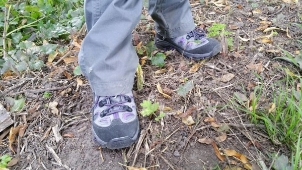 Walks And Walking - Tedi's New Mountain Warehouse Walking Boots