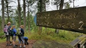 HF Holidays 11 Mile Linear Hard Walk to Dunkery Beacon - Dunkery Gate