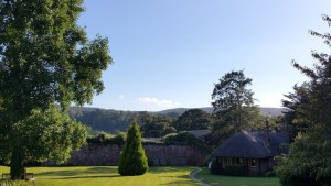 HF Holidays 7 Mile Linear Easy Walk to Dunster - Late Afternoon At Holnicote House