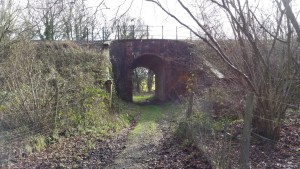 Walks And Walking - Brede Walk in East Sussex - Railway Tunnel