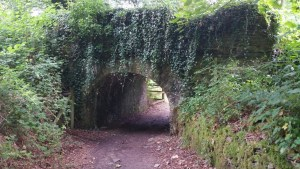 Walks And Walking - Par Sands Walk In Cornwall - Bridge