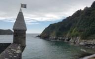 Walks And Walking - Par Sands Walk In Cornwall - Readymoney Cove