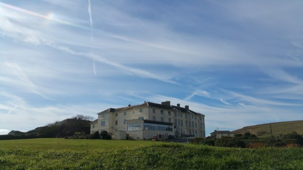 HF Holidays Freshwater Bay House Isle of Wight