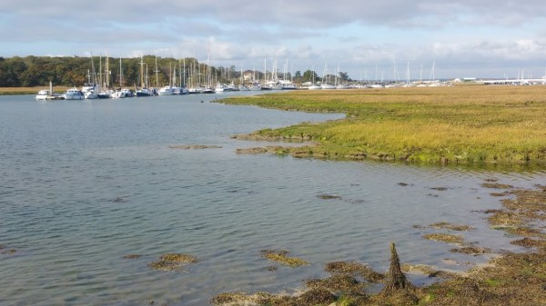 HF Holidays Self Guided Walk – Yarmouth Walking Route - River Yar